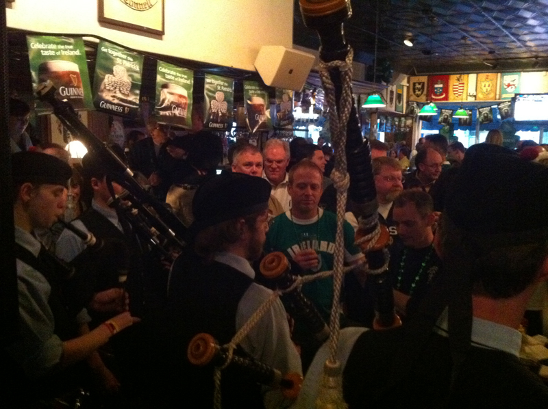 Saint Pstrick's Day - Richmond, Virginia - St. Pat's - Party - Parties